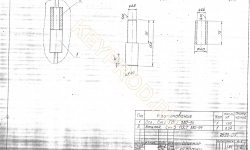 7699-07 Шарнир калитки