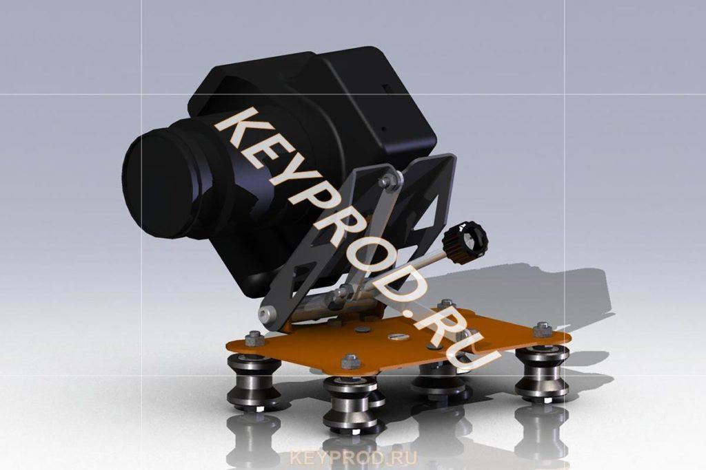 Каретка слайдера своими руками 2 Keyprod (2)
