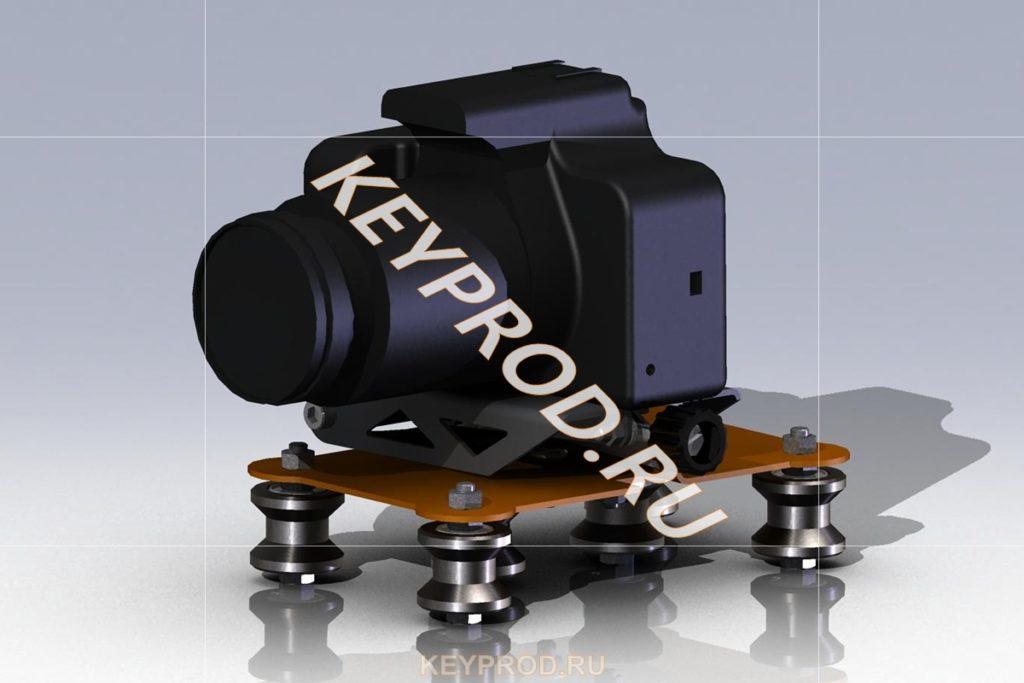 Каретка слайдера своими руками Keyprod (2)