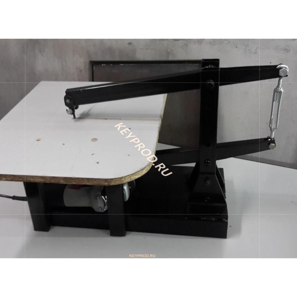 Лобзиковый стол изготовление 400х400 keyprod