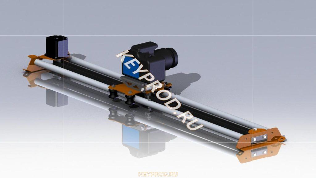 Слайдер для видеосъемки своми руками keyprod