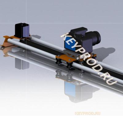 3D-модели и чертежи для видео и фото съемки