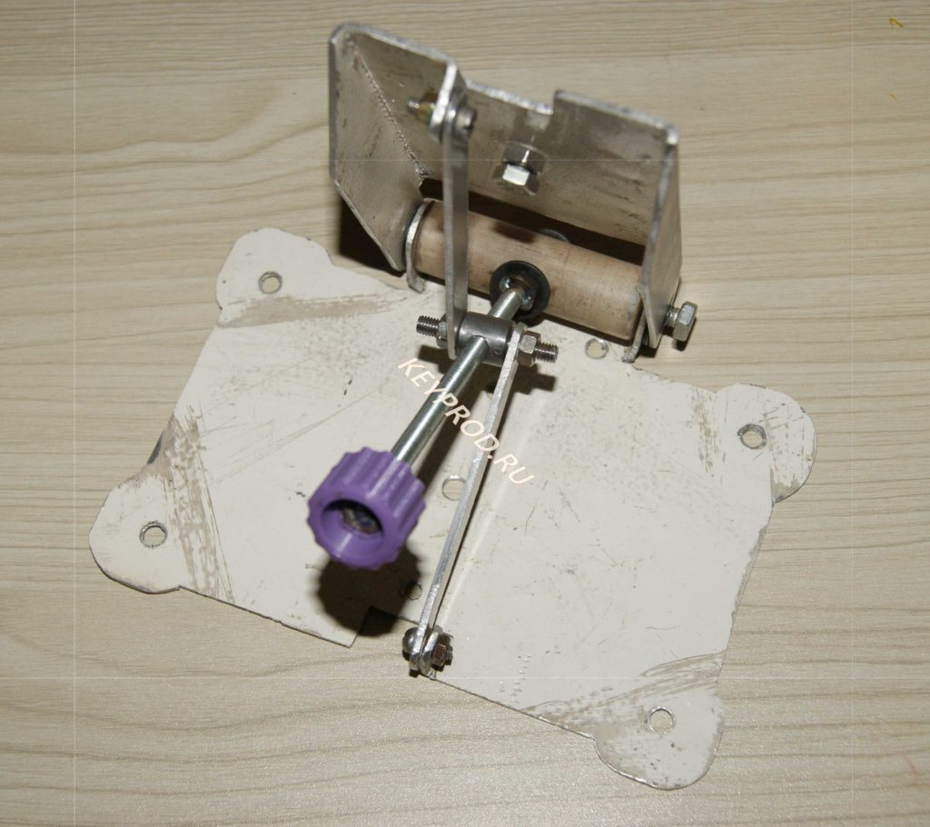 слайдер для видеокамеры своими руками keyprod