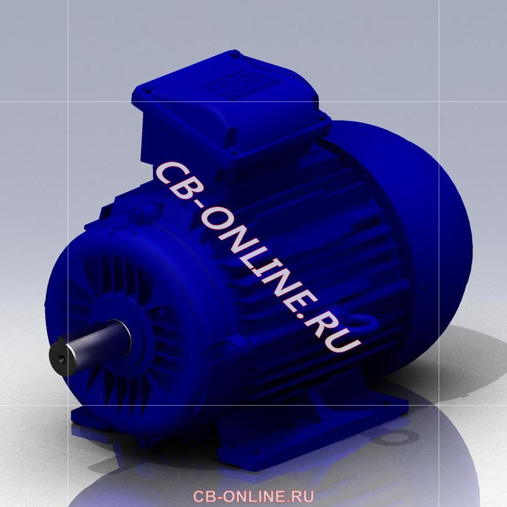 Электрика 3D-модели Iges stp solid autocad компас