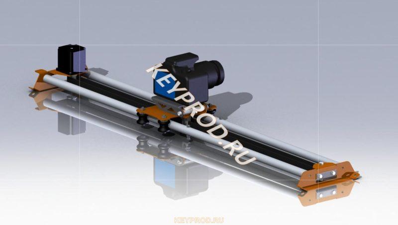 Слайдер для видеосъемки своми руками keyprod.ru