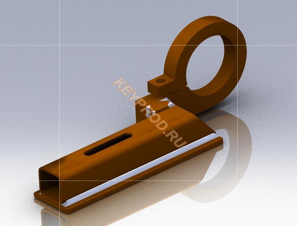 Основание ручной гриндер keyprod 3D-модель