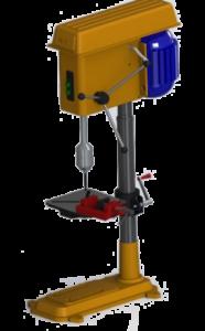 Сверлильное и резьбонакатное оборудование 3D-модели