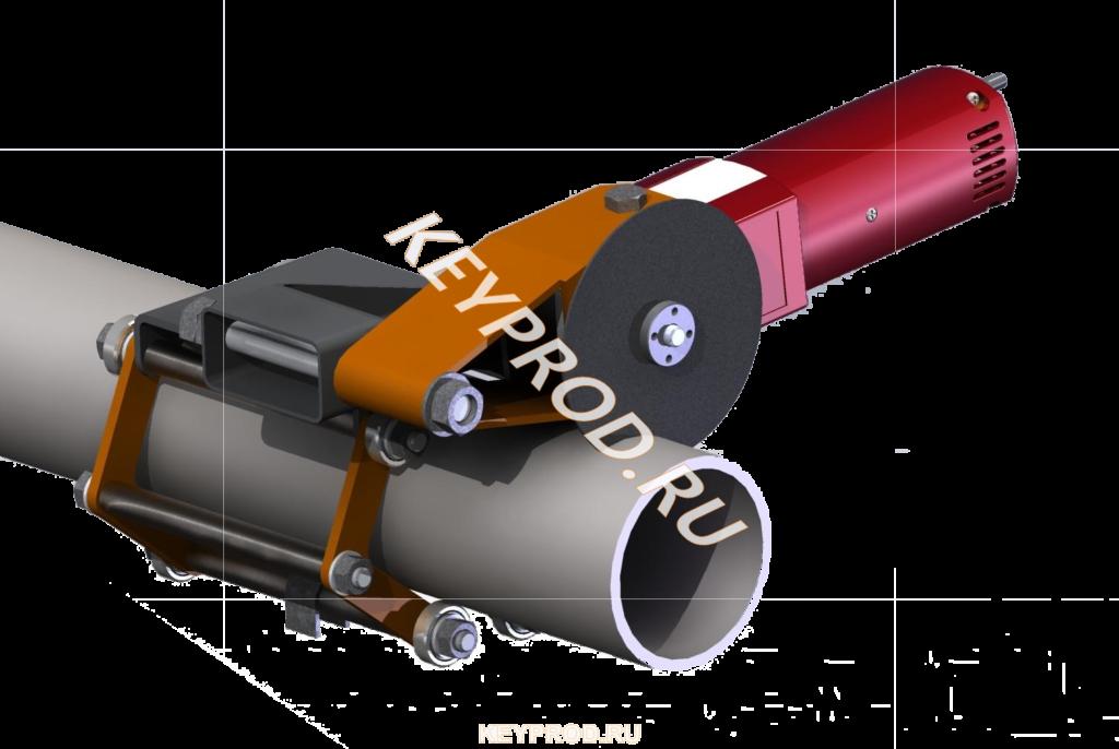 3D-модель Приспособления для резки труб