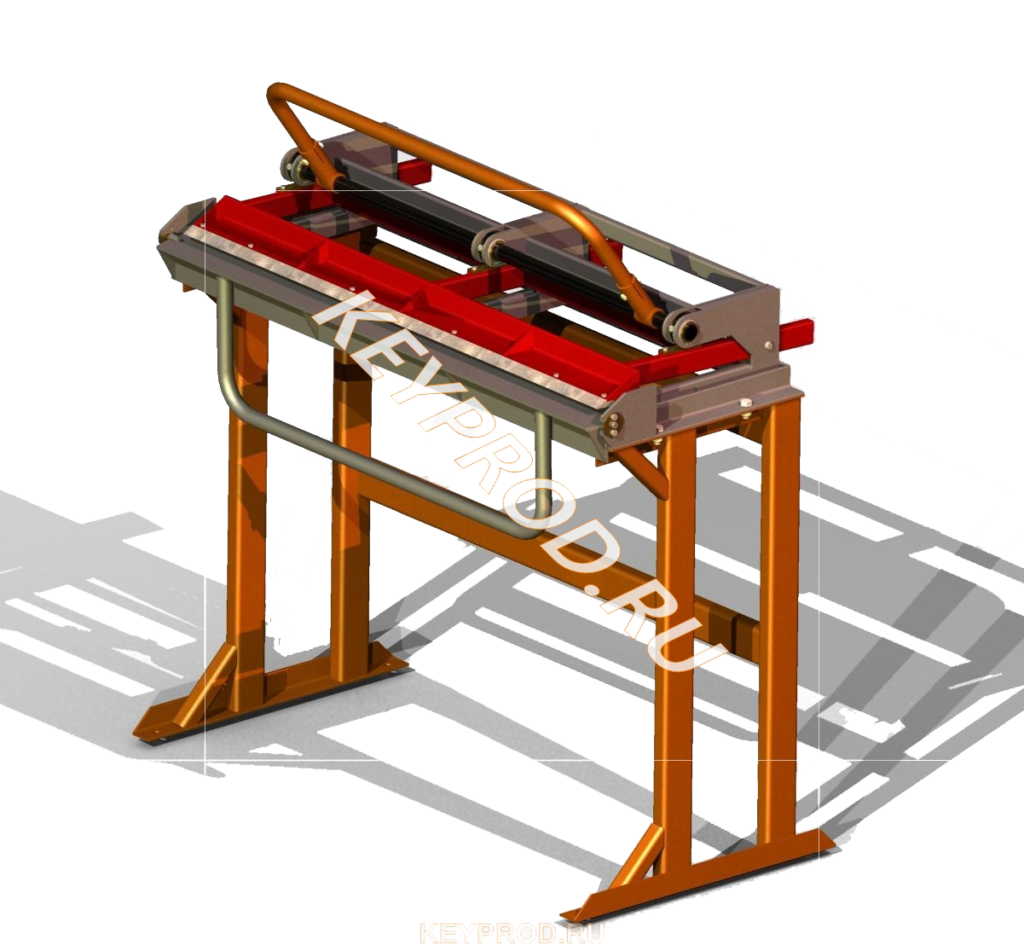 Листогиб ручной ЛГ 02-1300