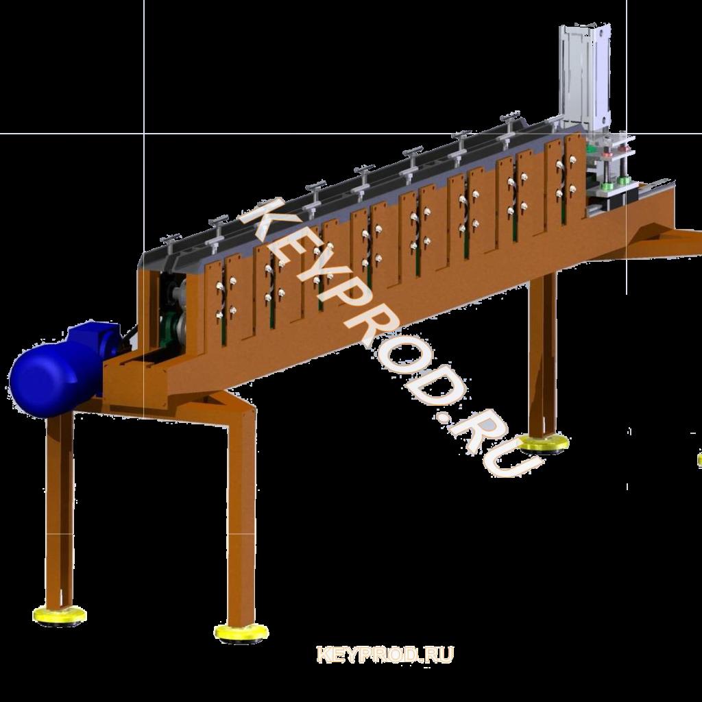 Оборудование для производства теплиц из профиля