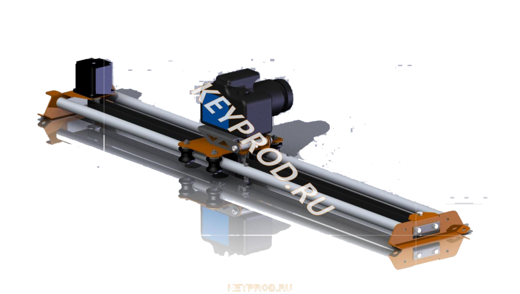 3D-модели и чертежи оборудования для видео и фотосъемки