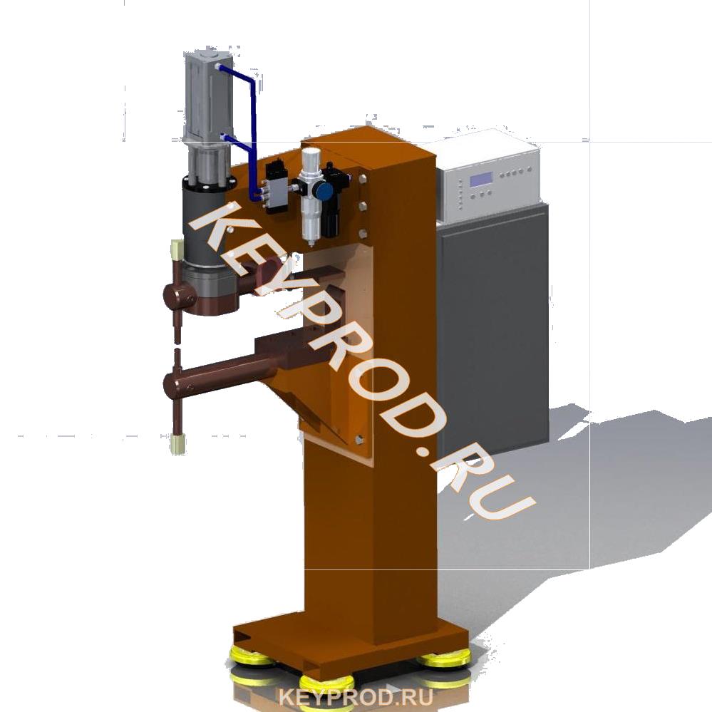Чертежи и 3D- модели сварочного оборудования кейпрод