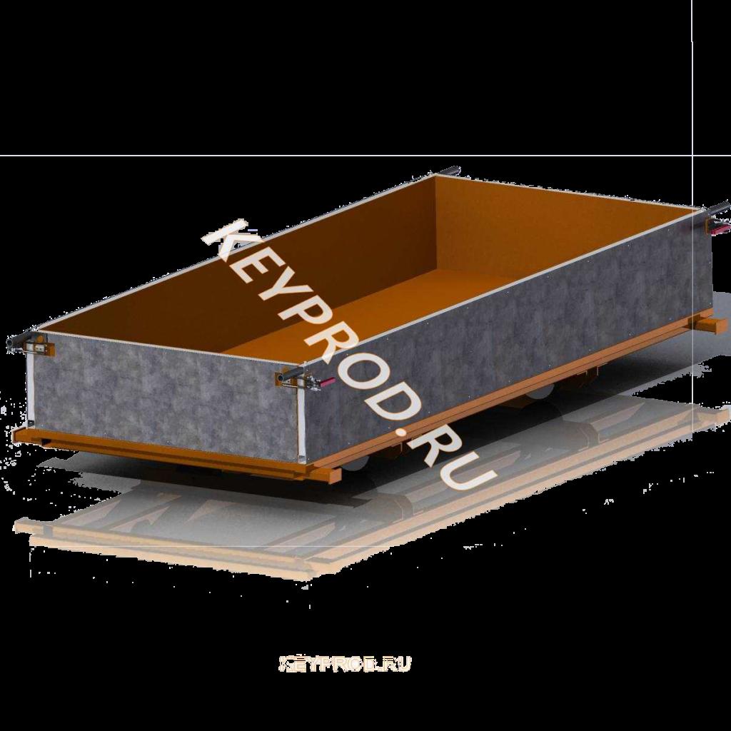 3D-модели и чертежи форм для производства газобетона