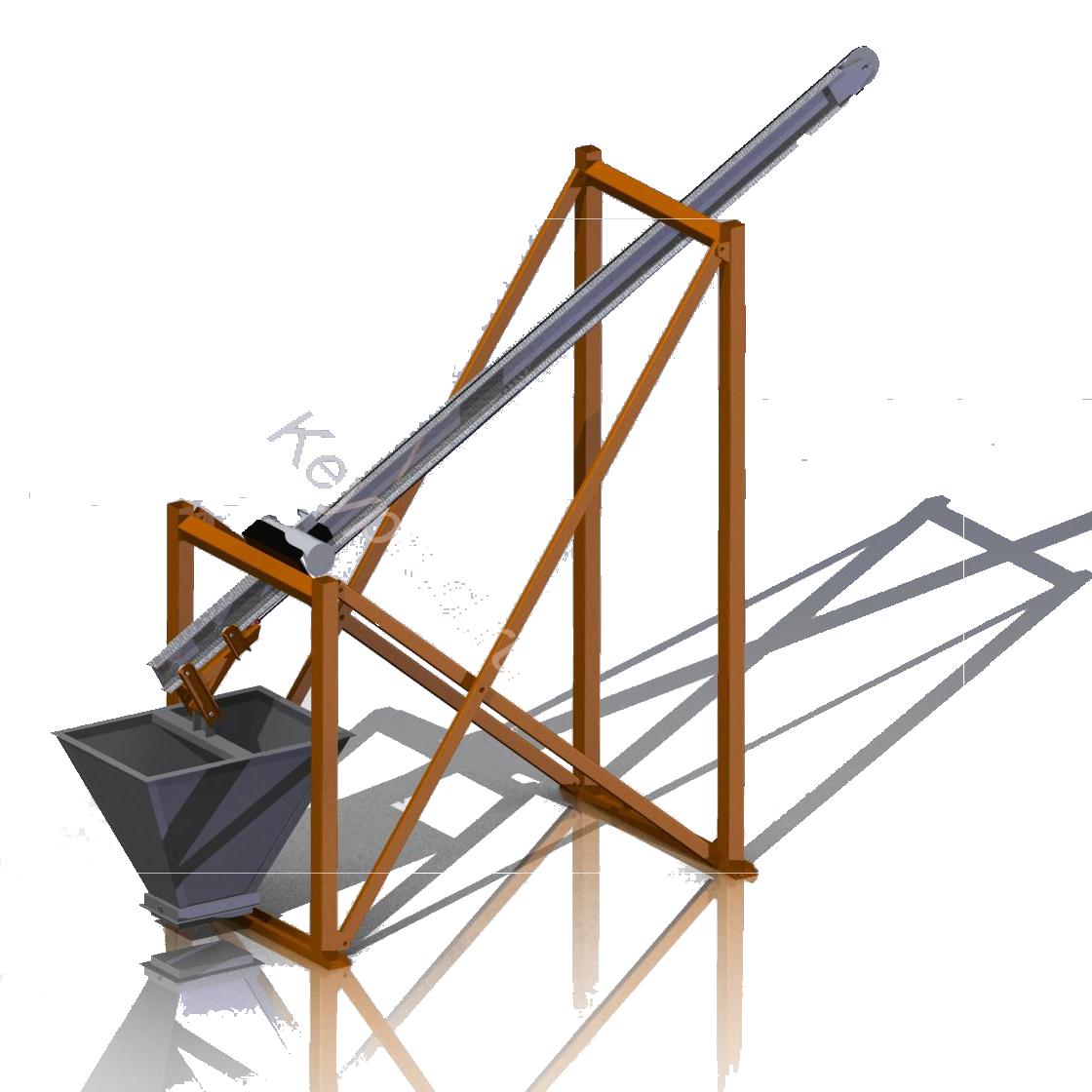 Подъемник механизированный ПМ01