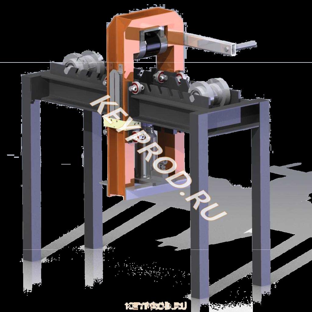 Трубогиб ручной гидравлический ТРГ 01