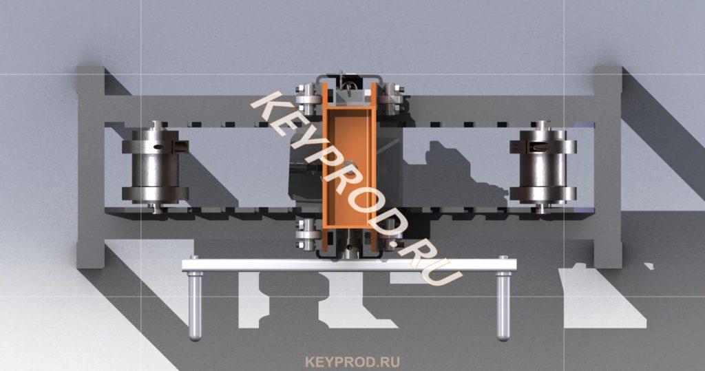 Трубогиб ручной гидравлический STP IGES