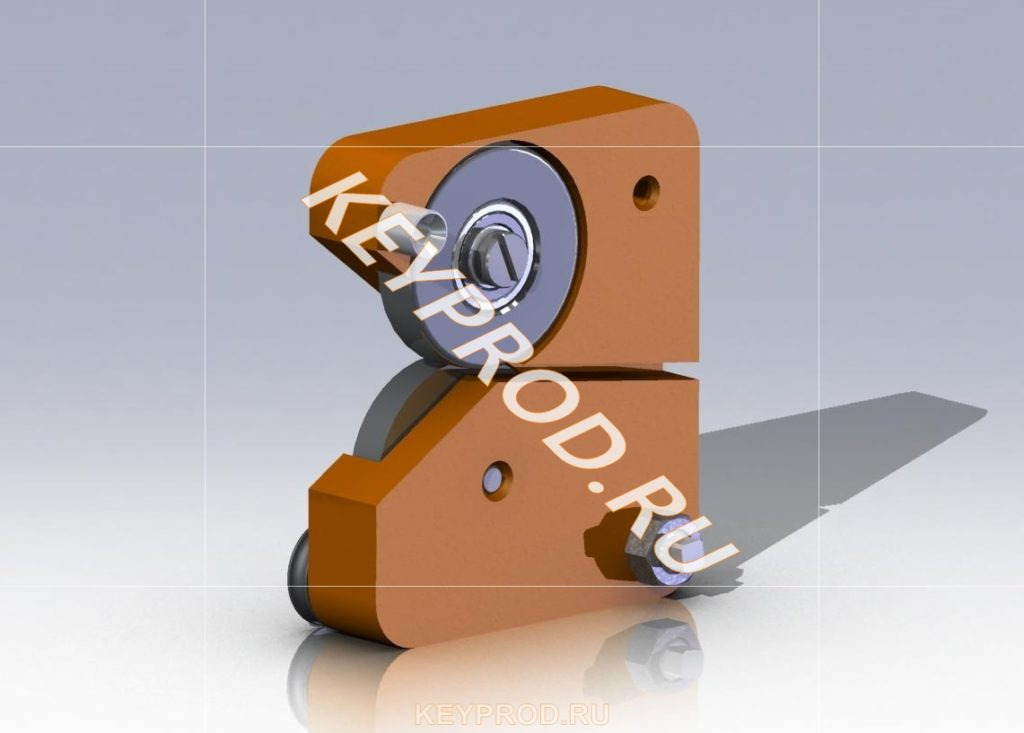 роликовый нож Iges stp