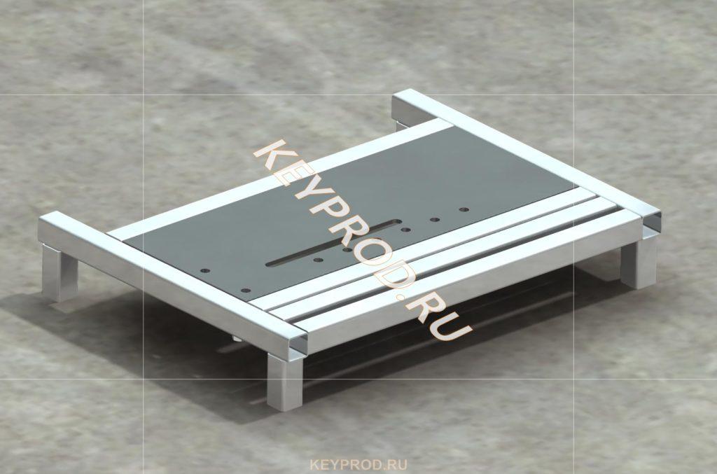 стойка для болгарки - стол (2)