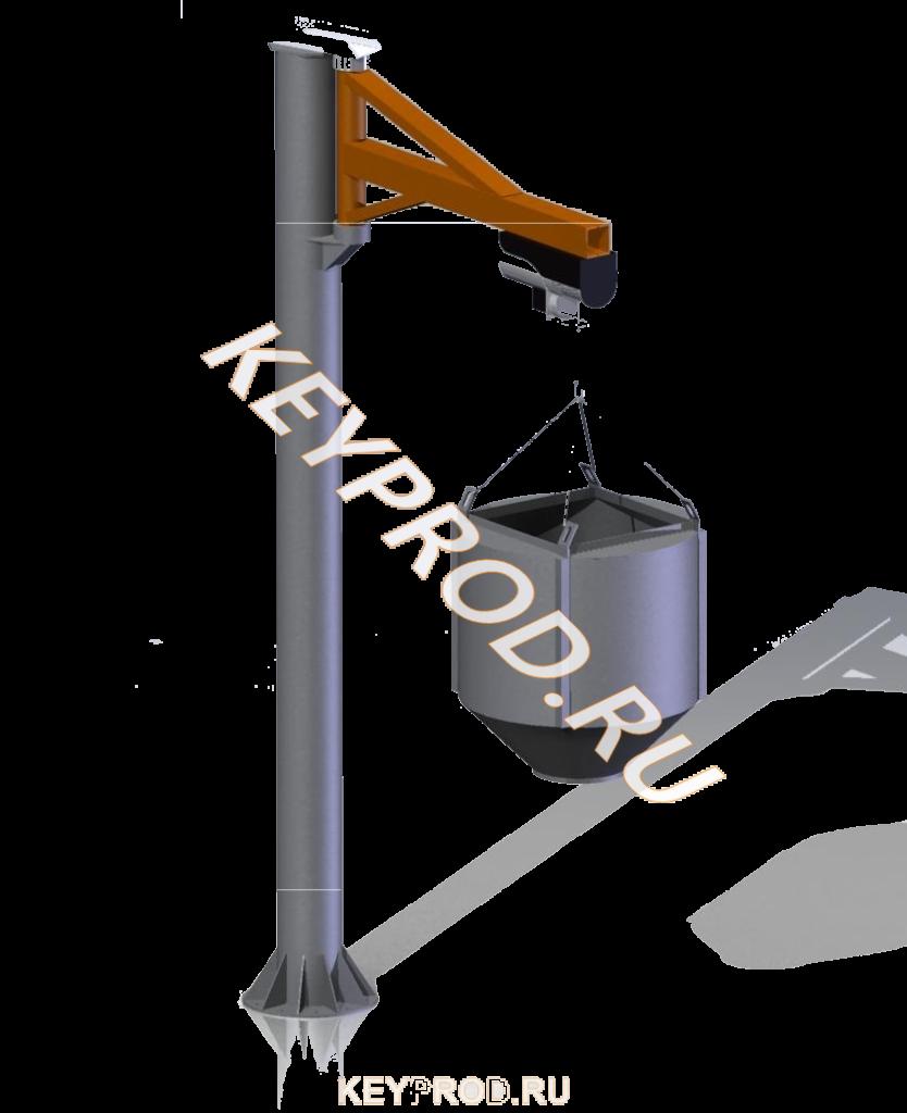 3D-модели и чертежи Балки поворотной