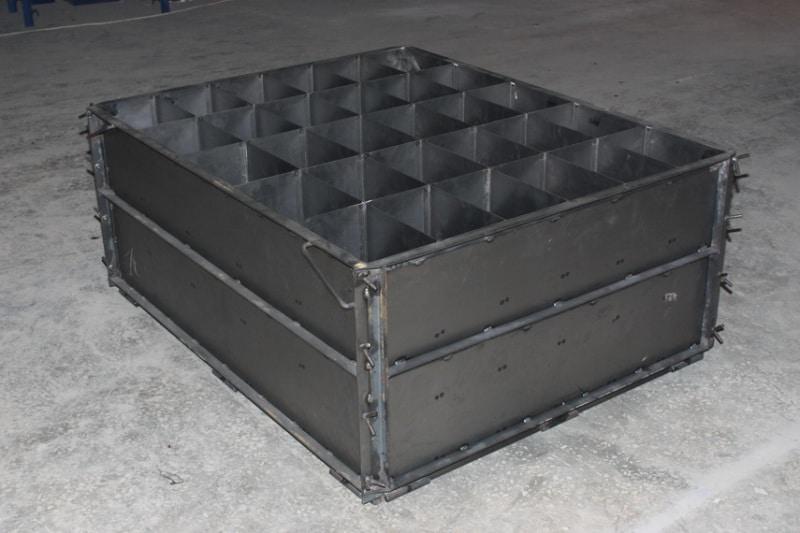 Форма для пеноблоков