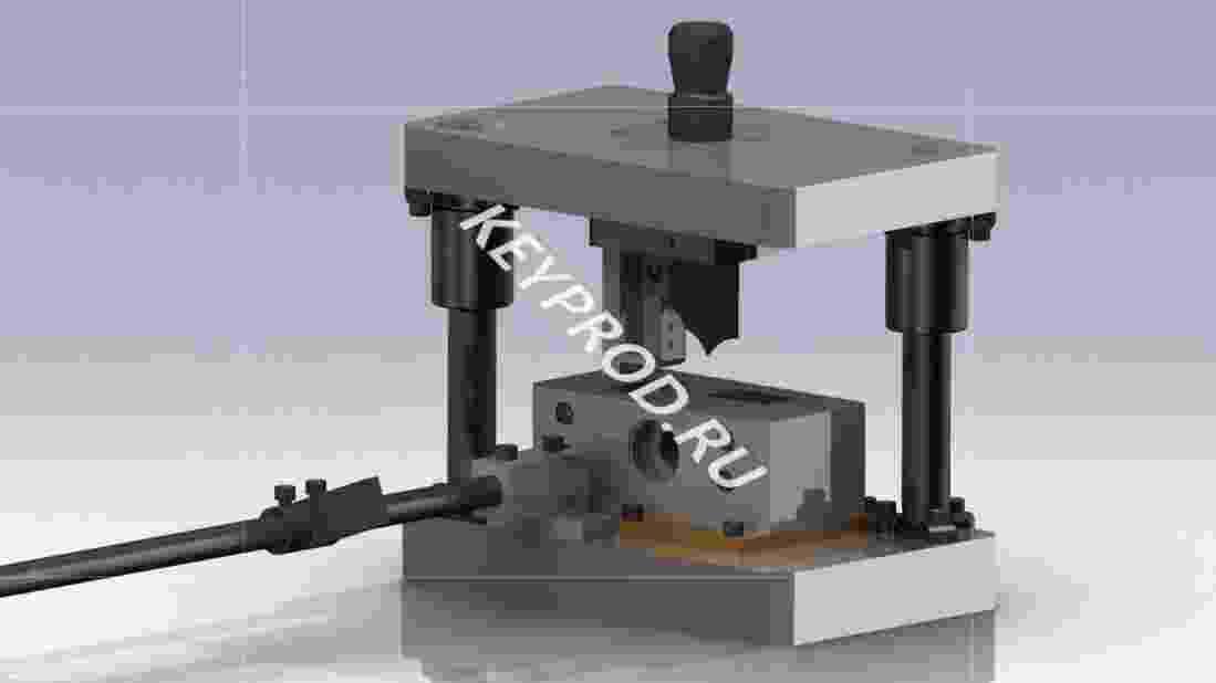 Штамп для резки труб (2)