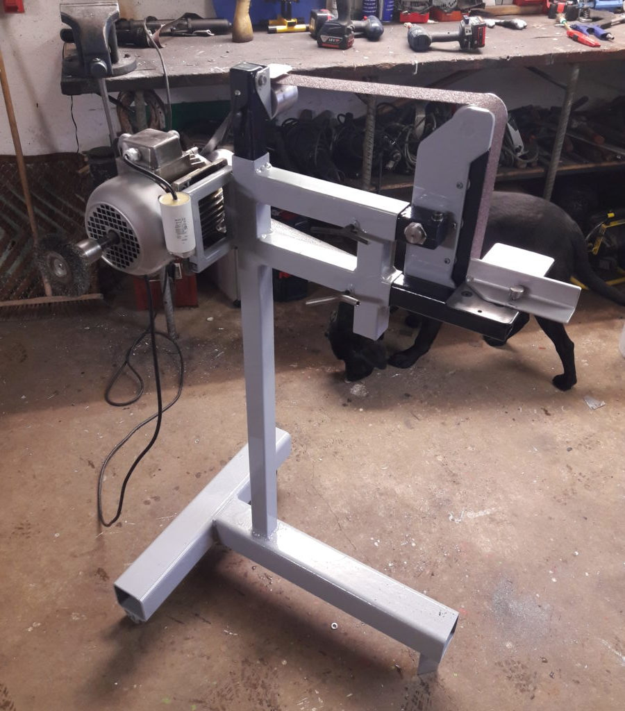 Гриндер 1500х50 3D-модель,