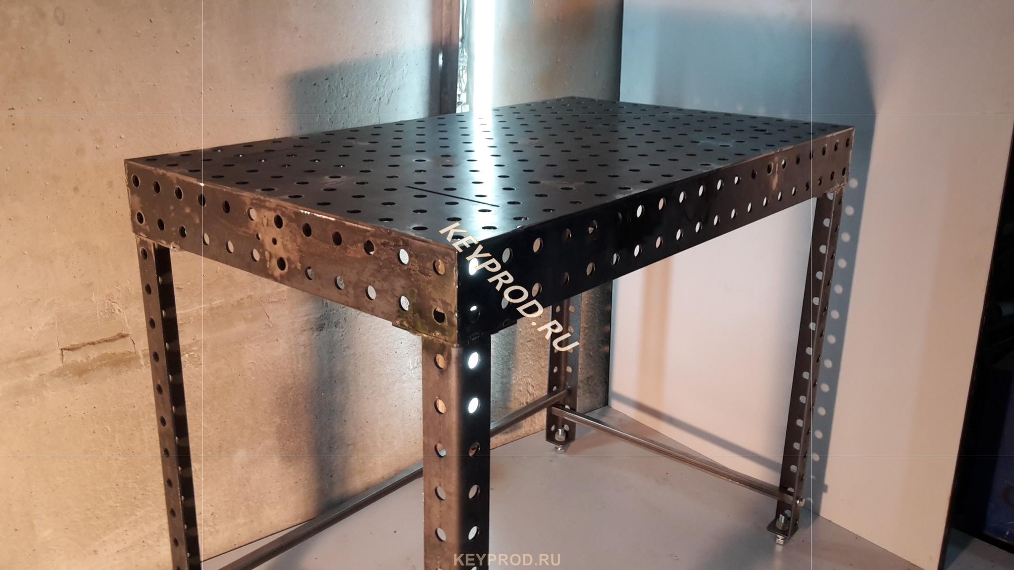 стол сварочный монтажный чертежи