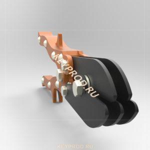 Инструмент для гофрирования листового металла