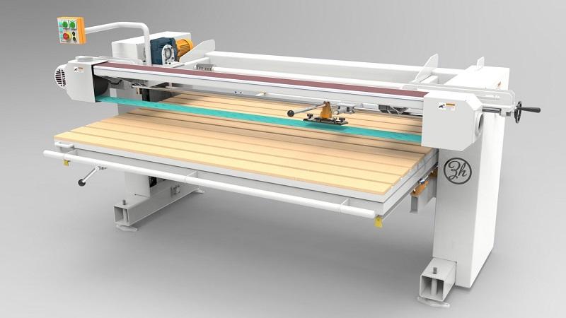 ленточный-шлифовальный-станок-3D-модель1