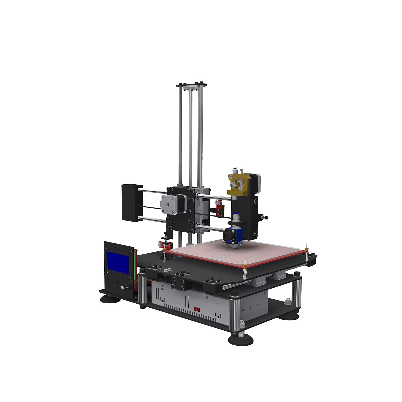 3D-принтер 200х200 3D-модель
