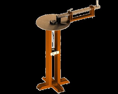 Универсальный гибочный стенд ручной