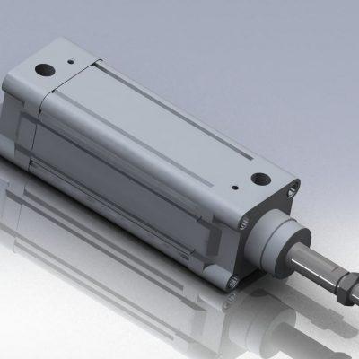 Пневмоцилиндр DNC-63-100-P-A