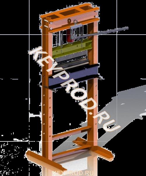 3D-модели и чертежи Прессового оборудования
