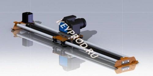 3D-модели и чертежи слайдера для съемки V1