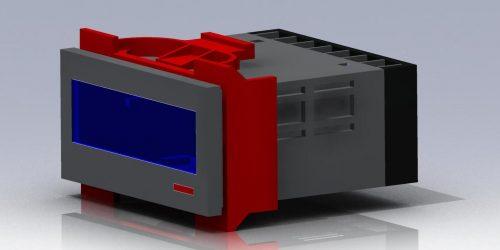 3D-модели Счетчик импульсов H7HP-A