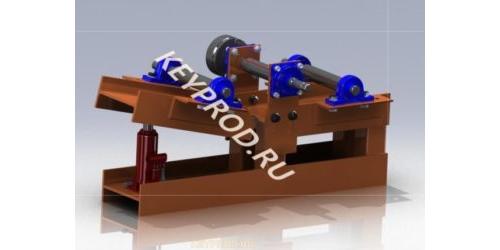 3D-модель Профилегиб  гидравлический ручной