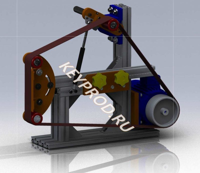 3D-модель   Гриндера Г04