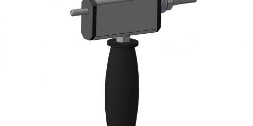 3D-модель заклепочника-насадку на шуруповерт